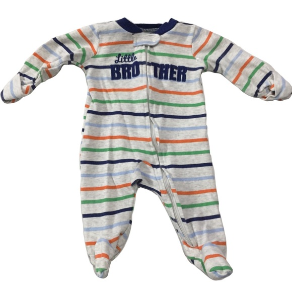 6fca78cf8 Carter's One Pieces | Carters Nb Little Brother Outfit | Poshmark
